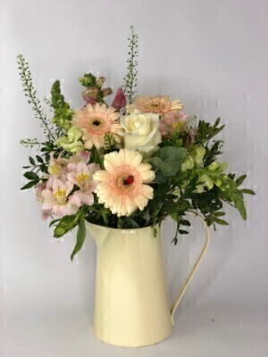 Always Ardour Flowers in a Jug: Booker Flowers and Gifts