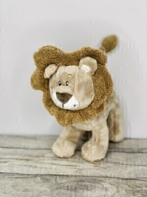Lion Plush Soft Toy: Booker Flowers and Gifts