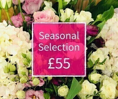 Mothers Day Florist Choice 55 - Seasonal Handtied: Booker Flowers and Gifts