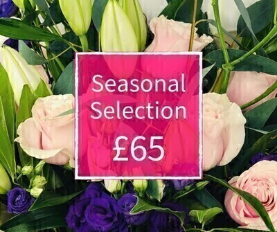 Mothers Day Florist Choice 65 - Seasonal Handtied: Booker Flowers and Gifts