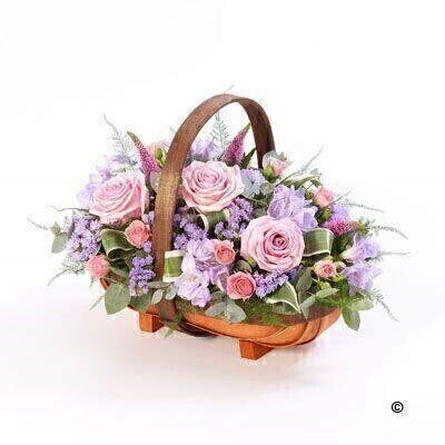 Liverpool Funeral Flowers | Baskets