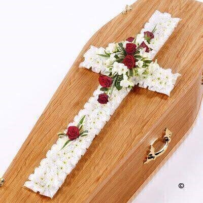 Liverpool Funeral Flowers | Crosses