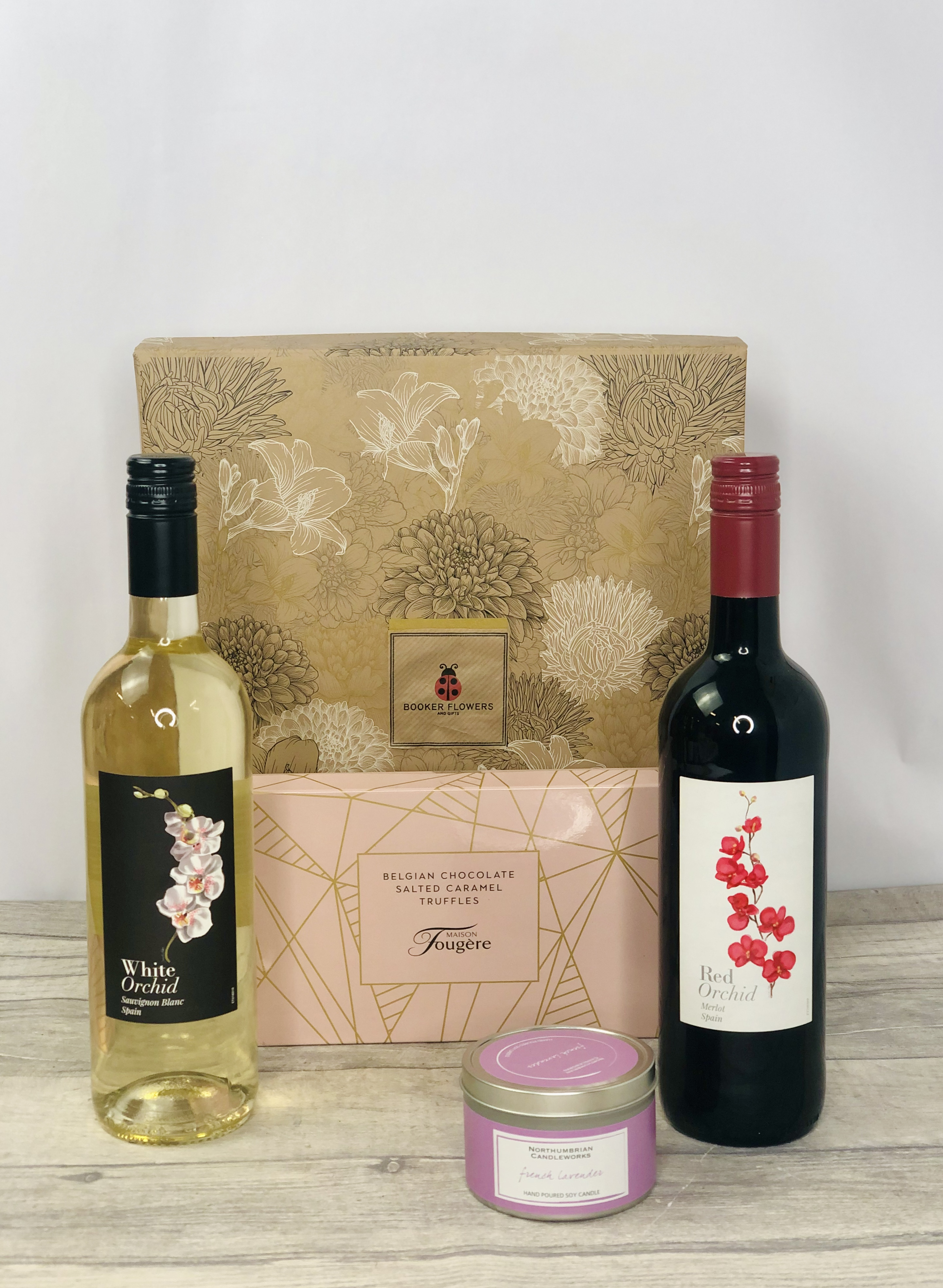 Wine Champagne and Food Gifts| Booker Gifts and Gifts